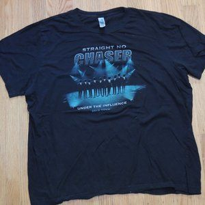 Straight No Chaser Under Influence Tour T shirt